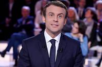 Selon Philippe Tesson, le programme d'Emmanuel Macron fourmille d'intentions finalement assez modérées et très habilement équilibrées, mais dont aucune ne s'inspire d'une authentique volonté de rupture.