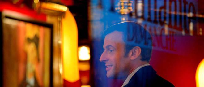 Emmanuel Macron à La Rotonde, une soirée qui fait jaser...