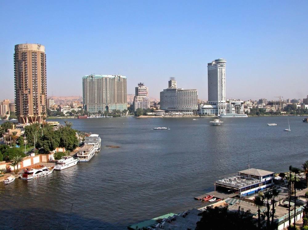 Le Caire, en Égypte. ©  Flickr