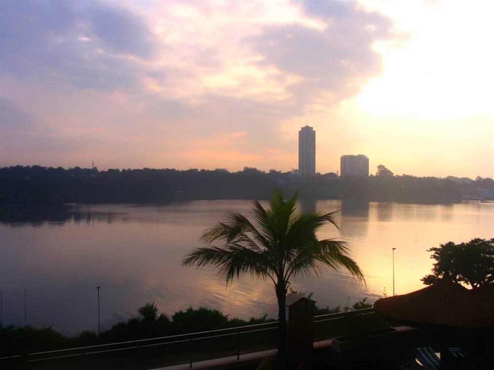 Lagune d'Abidjan. ©  DR