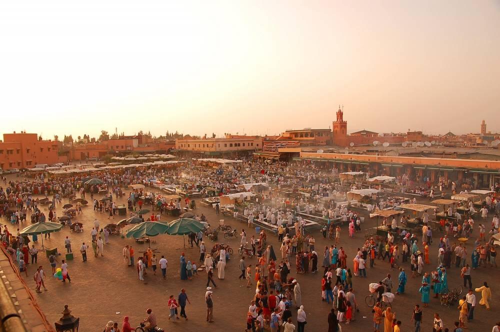 Marrakech. ©  DR
