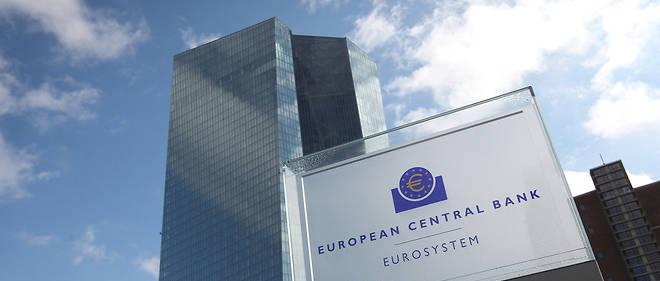 La BCE doit se prononcer sur les taux d'intérêt jeudi 27 avril dans l'après-midi.
