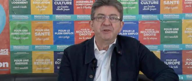 Silencieux, tellement silencieux depuis le soir du 23 avril, Jean-Luc Mélenchon a parlé ce vendredi 28 avril.