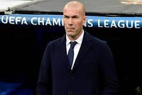 Le second tour de la présidentielle ne laisse pas insensible Zinédine Zidane.