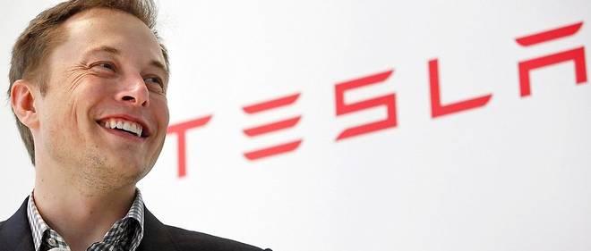 Elon Musk, le vsiionnaire créateur de Tesla.