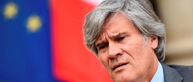 Le ministre de l'Agriculture Stéphane Le Foll.