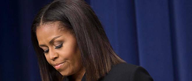 Le programme de lutte contre l'obésité lancé par Michelle Obama dans les écoles arrêté par l'administration Trump.