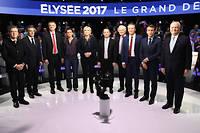 Le spectacle des 11 candidats à cette présidentielle a-t-il été à la hauteur des enjeux ? ©LIONEL BONAVENTURE