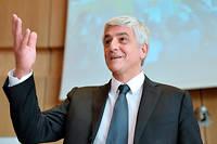 Président du conseil régional de la Normandie depuis janvier 2016, le centriste Hervé Morin estime que l'Iran est