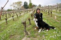 Clotilde Legrand - Viticultrice - Domaine Legrand ©Berti HANNA/REA