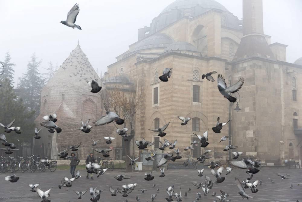 Konya, Turquie ©  Orhan Akkanat / ANADOLU AGENCY / AFP