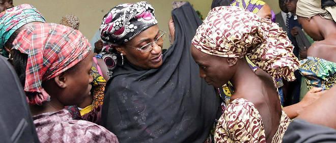 21 jeunes lycéennes de Chibok avaient été libérées en octobre dernier, et l'annonce avait été faite de négociations en cours pour obtenir la libération de 80 autres jeunes filles.