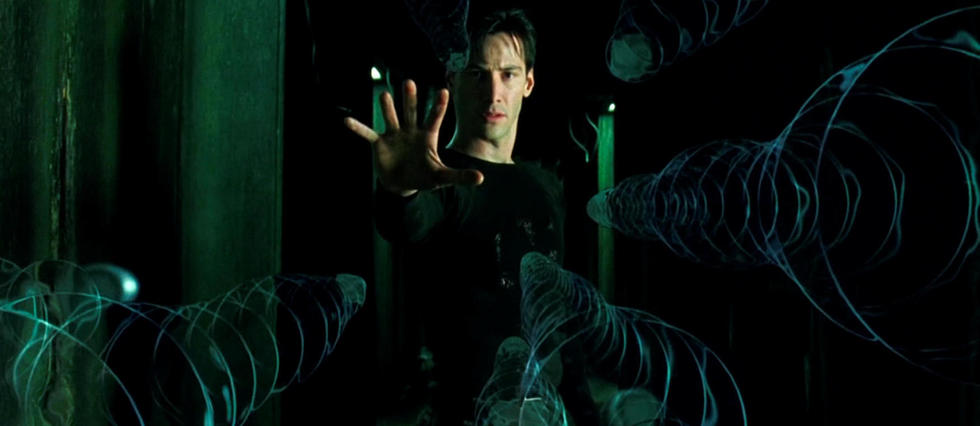 Matrix, la trilogie d'origine.