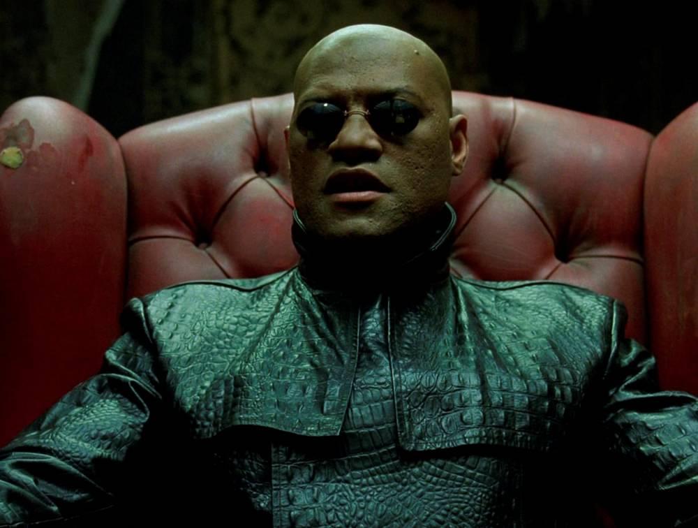 Matrix ©  Warner Bros