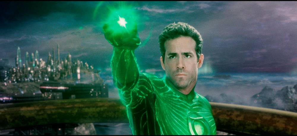 Green Lantern © Warner Bros. Pictures. TM &  DC Comics Warner Bros. Pictures. TM &  DC Comics / Warner Bros. Pictures. TM &  D