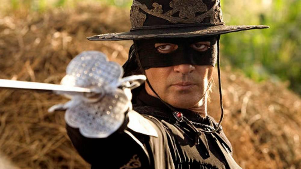 Zorro ©  TriStar Pictures