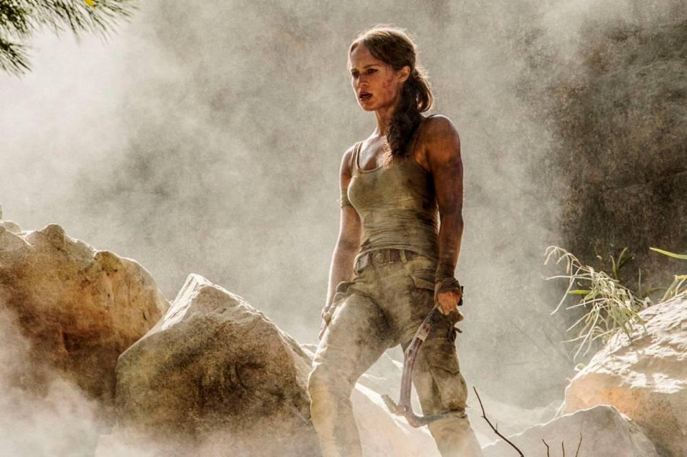 Tomb Raider ©  WARNER BROS. ENTERTAINMENT INC. AND METRO-GOLDWYN-MAYER PICTURES INC. / Graham Bartholomew