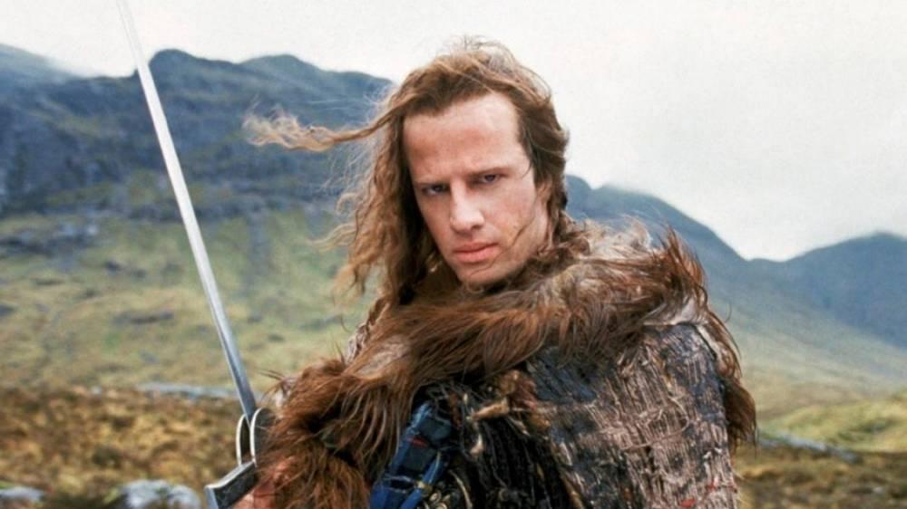 Highlander ©  Copyright 20th Century Fox