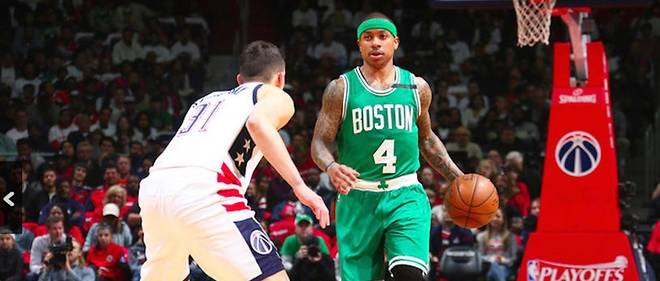 date de sortie: db5c2 d690e NBA : Isaiah Thomas, le basketteur (presque) nain ! - Le Point