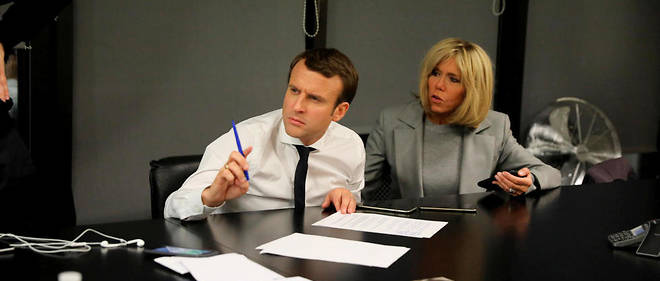 Très présente durant la campagne de son mari, Brigitte Macron pourrait révolutionner le statut de première dame.
