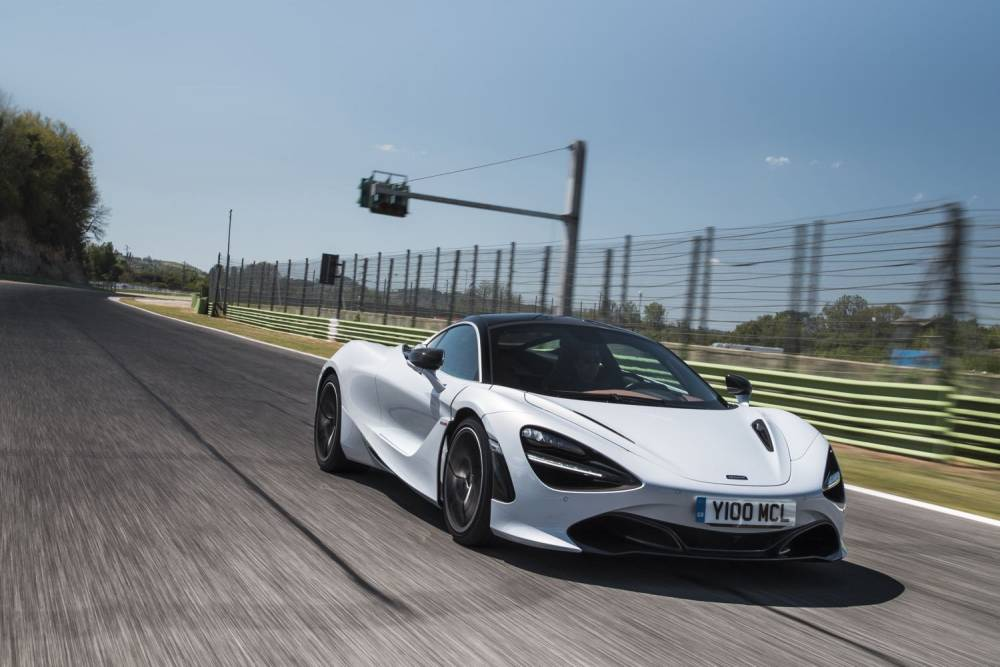 McLaren 720S The Drive ©  MCLAREN