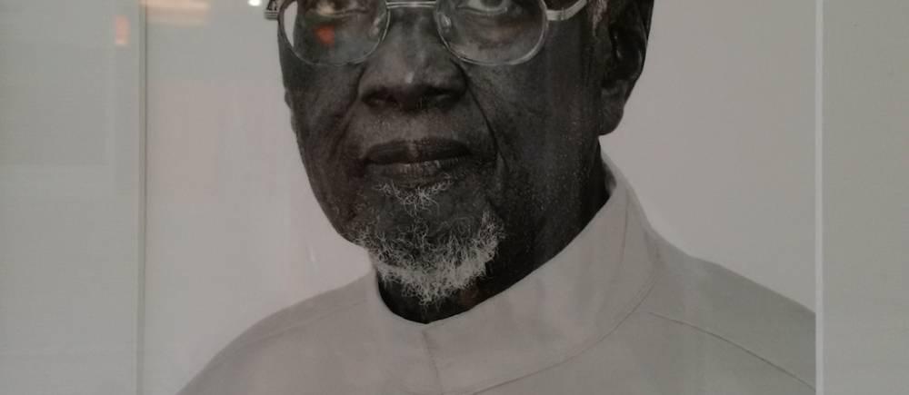 Momar Diop, 82 ans, né au Sénégal, à Rufisque, dans la région de Dakar.   ©  Le Point Afrique