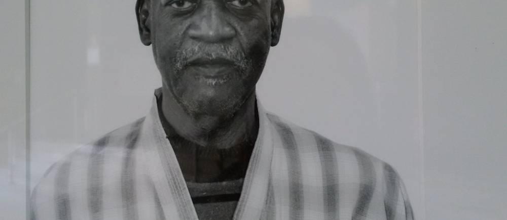 Maciré Sy,  79 ans, est né au Sénégal, à N'dioum, dans la région de Saint-Louis.  ©  Le Point Afrique