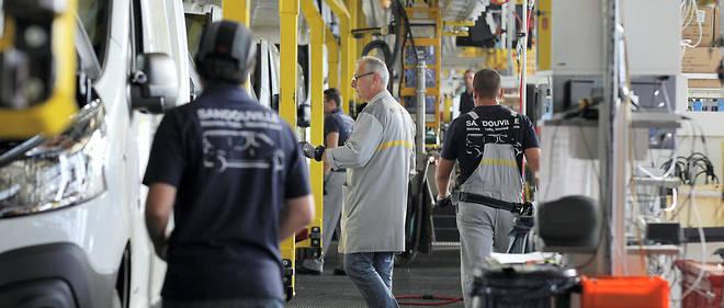 3 400 employés travaillent sur le site Renault de Sandouville.