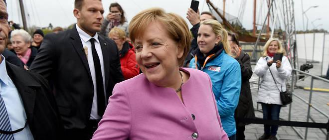 Angela Merkel peut attendre les législatives de septembre avec confiance.