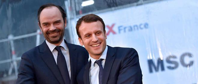"""Emmanuel Macron a abattu la première carte de sa """"recomposition politique"""" en nommant un Premier ministre de droite, le député-maire LR du Havre Édouard Philippe."""