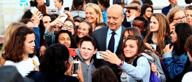 L'ancien Premier ministre à Bordeaux, le 10 mai. «Je me suis bien battu pendant cette primaire; j'en ai accepté le verdict, c'est ainsi. J'ai pris du recul par rapport à la vie politique nationale.»