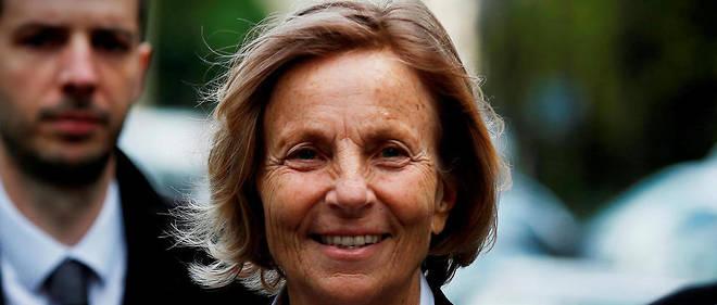 C'est la première fois que Marielle de Sarnez est ministre.