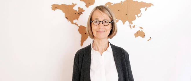 Françoise Nyssen: une chef d'entreprise culturelle rue de Valois