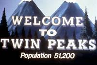 """""""Twin Peaks"""" etait diffuse entre 1990 et 1991 outre-Atlantique. (C)Photo12"""