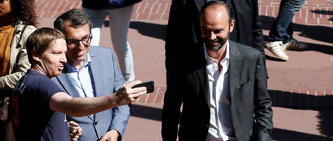 Édouard Philippe avait été réélu au premier tour des élections municipales en 2014.