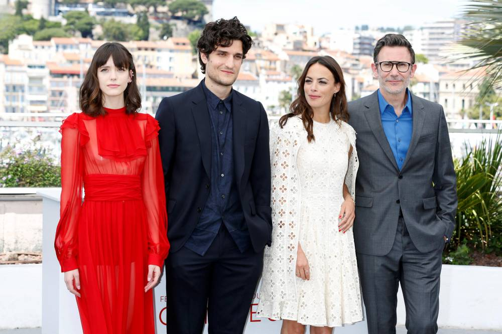 'Le redoutable' Photocall, Cannes Film Festival 2017 © Dave Bedrosian/Geisler-Fotopress Dave Bedrosian/Geisler-Fotopress / Geisler-Fotopress / Picture-Alliance/AFP