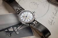 Un hommage horloger au pionnier Charles Lindbergh.