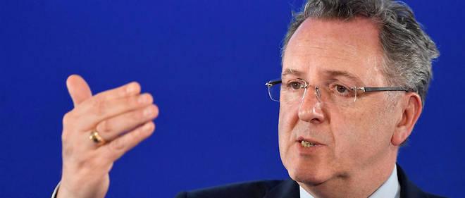 Richard Ferrand, ministre de la Cohésion des territoires, est épinglé cette semaine dans «Le Canard enchaîné».