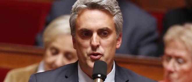 Le socialiste Sébastien Denaja, ici en 2016 à l'Assemblée.
