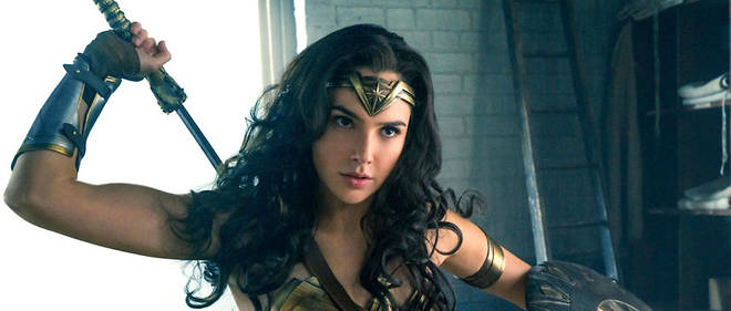 Wonder Woman est le dernier avatar de femme féline...