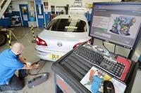 Les inspecteurs australiens se sont penches aussi sur les moteurs diesel VW