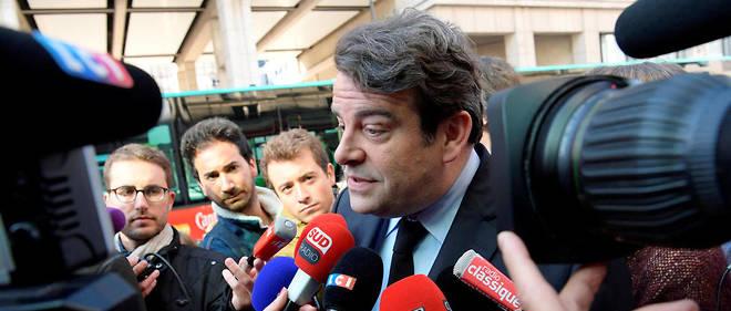 Thierry Solère est le député sortant.