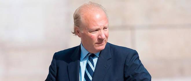 Brice Hortefeux est député européen depuis 2011.