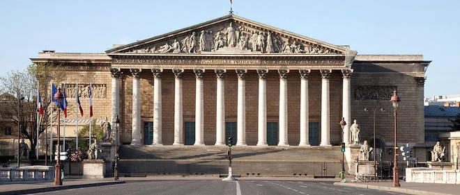 Le Palais-Bourbon va accueillir nombre de nouveaux députés avec la prochaine législature.