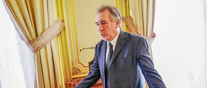 François Bayrou, le nouveau ministre de la Justice, devra peut-être patienter pour présenter son premier texte.