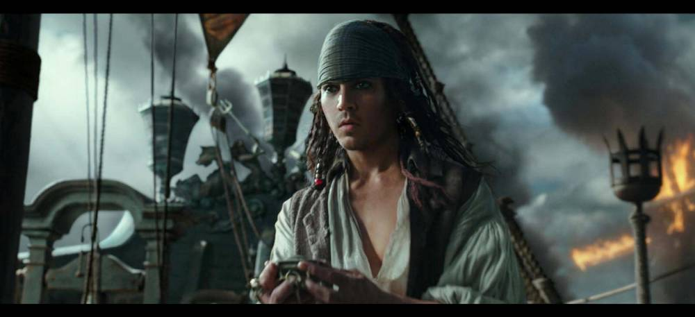 Pirates des Caraibes : La vengeance de Salazar ©  Walt Disney Company France