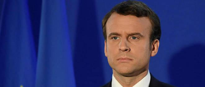 Emmanuel Macron s'est exprimé depuis l'Élysée.