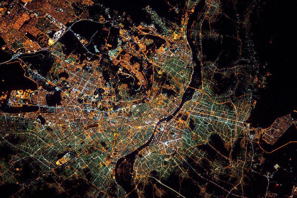 La nuit au Caire