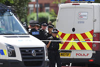 Attaque terroriste à Manchester ©OLI SCARFF/AFP