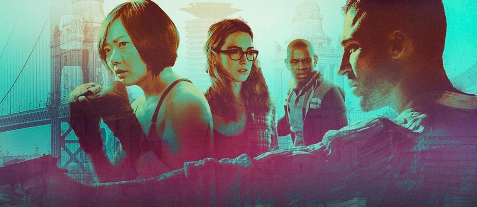 Sense 8 des sœurs Wachowski est diffusée sur Netflix depuis 2015.